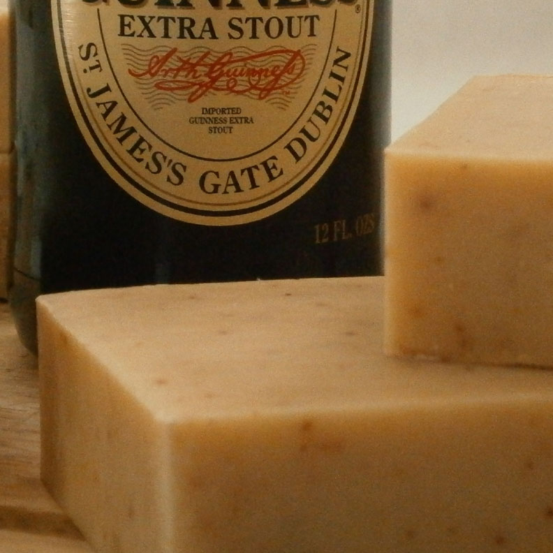 Irish Stout Soap