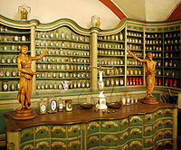It is believed one of the world's first Apothecaries was opened in Wexler, Germany.