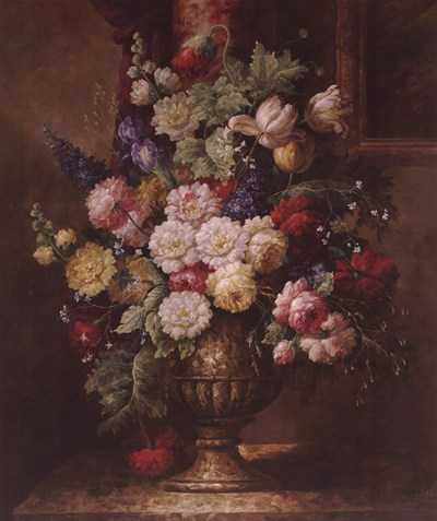 Floral Painting from the Renaissance period.