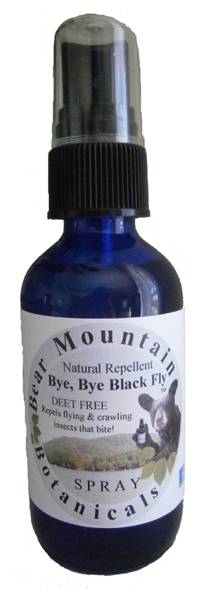 Bye, Bye Black Fly Natural Insect Repellent